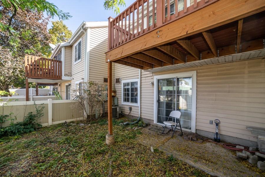 Real Estate Photography - 3242 Plum Tree Lane, Bountiful, UT, 84010 - Rear View