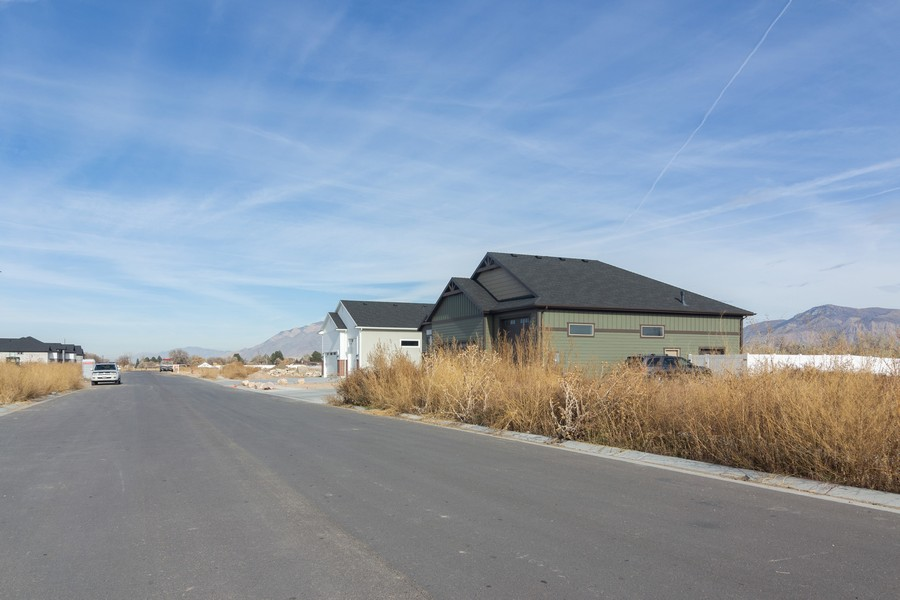 Real Estate Photography - 3250 S. Straight St., West Haven, UT, 84401 - Front View