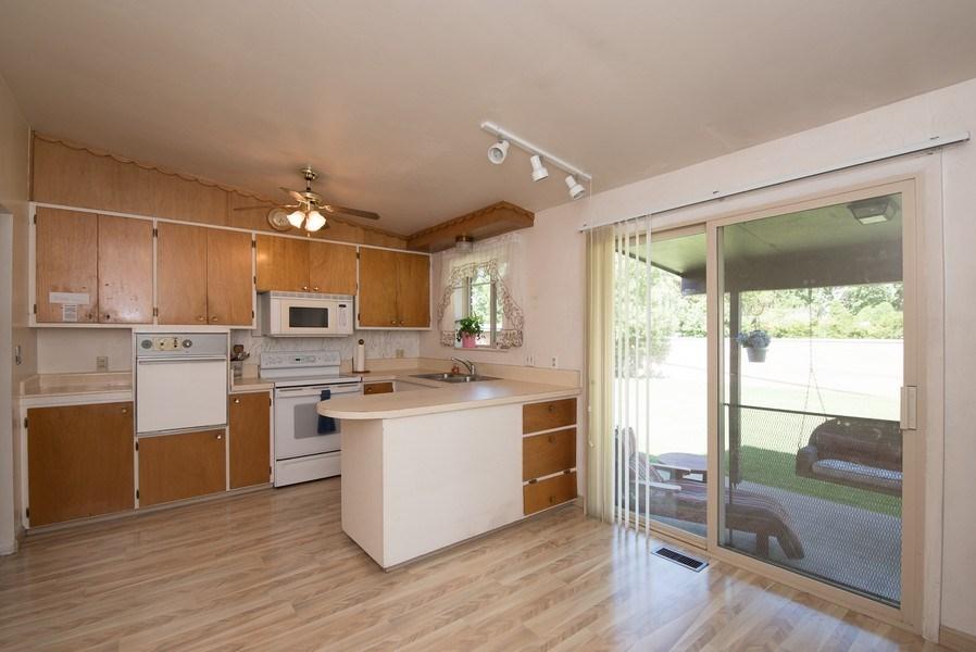 Real Estate Photography - 4910 Adams Ave, Ogden, UT, 84403 - Kitchen