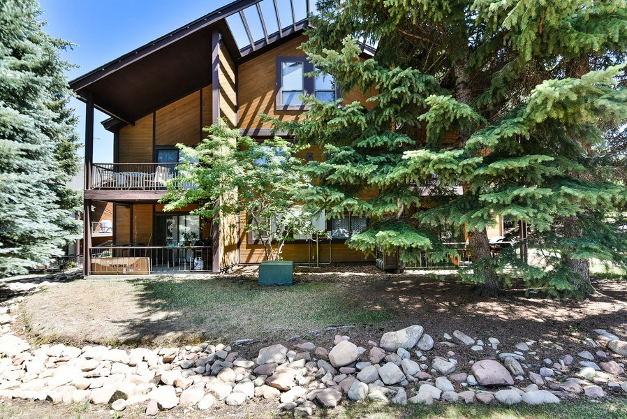 Real Estate Photography - 2025 Canyons Resrot Dr, F-7, Park City, UT, 84098 -