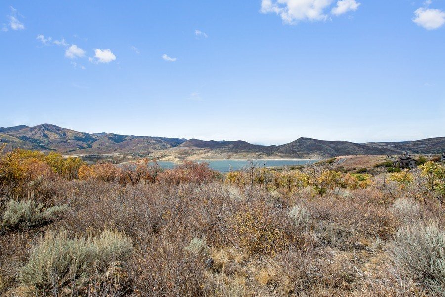 Real Estate Photography - 1090 E Longview Dr, Hideout, UT, 84036 - Front View