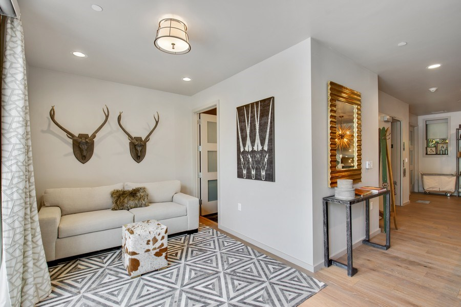Real Estate Photography - 205 Main St, Park City, UT, 84060 - Living Room