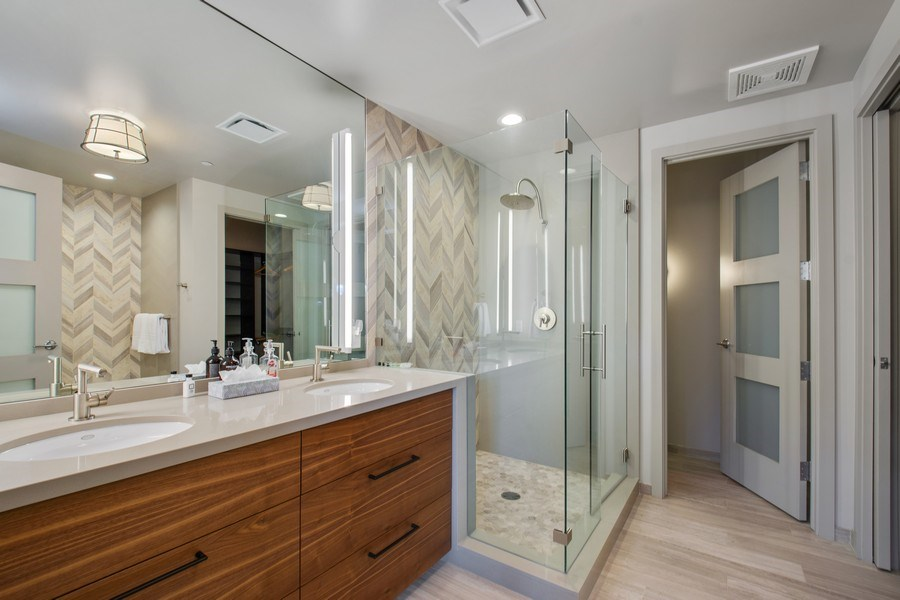 Real Estate Photography - 205 Main St, Park City, UT, 84060 - Master Bathroom