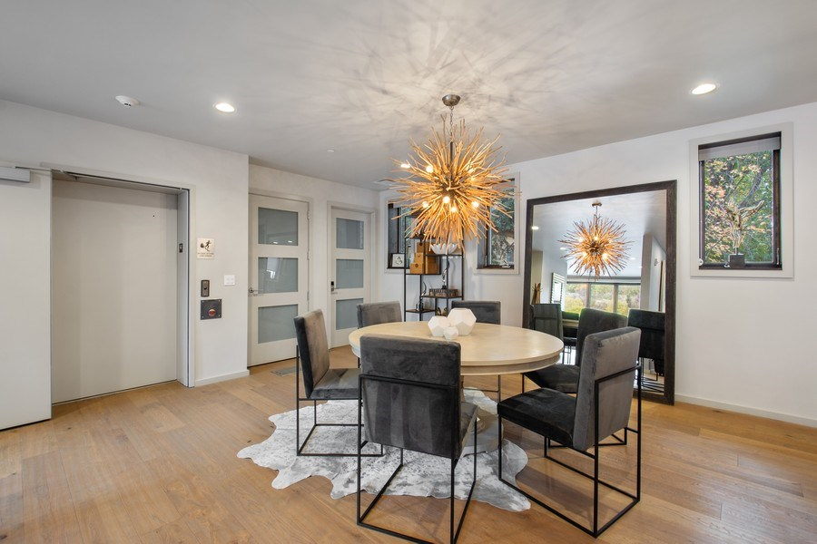 Real Estate Photography - 205 Main St, Park City, UT, 84060 - Dining Room