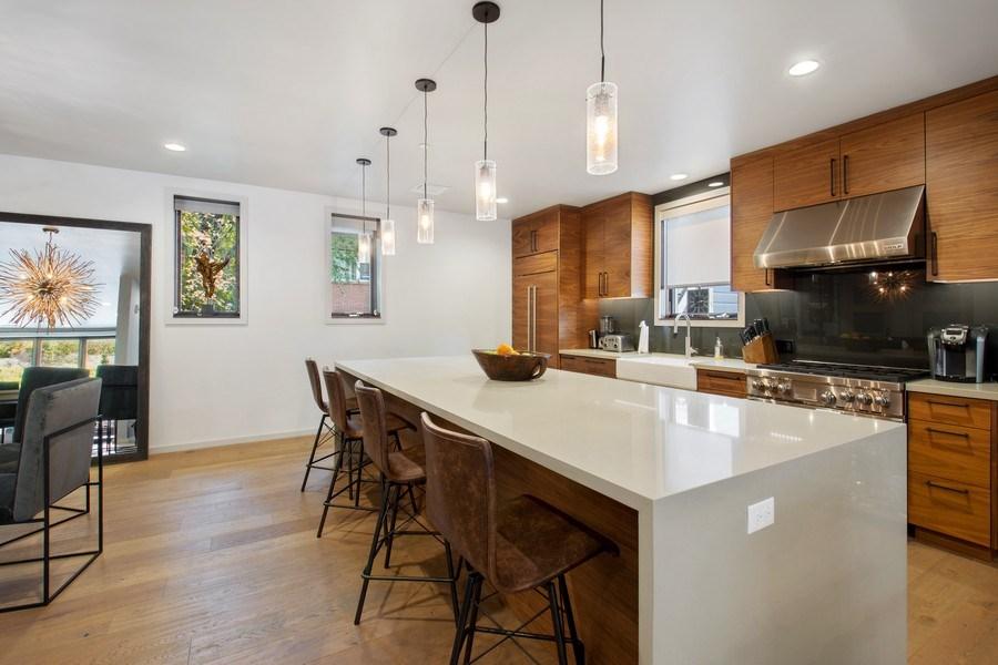 Real Estate Photography - 205 Main St, Park City, UT, 84060 - Kitchen