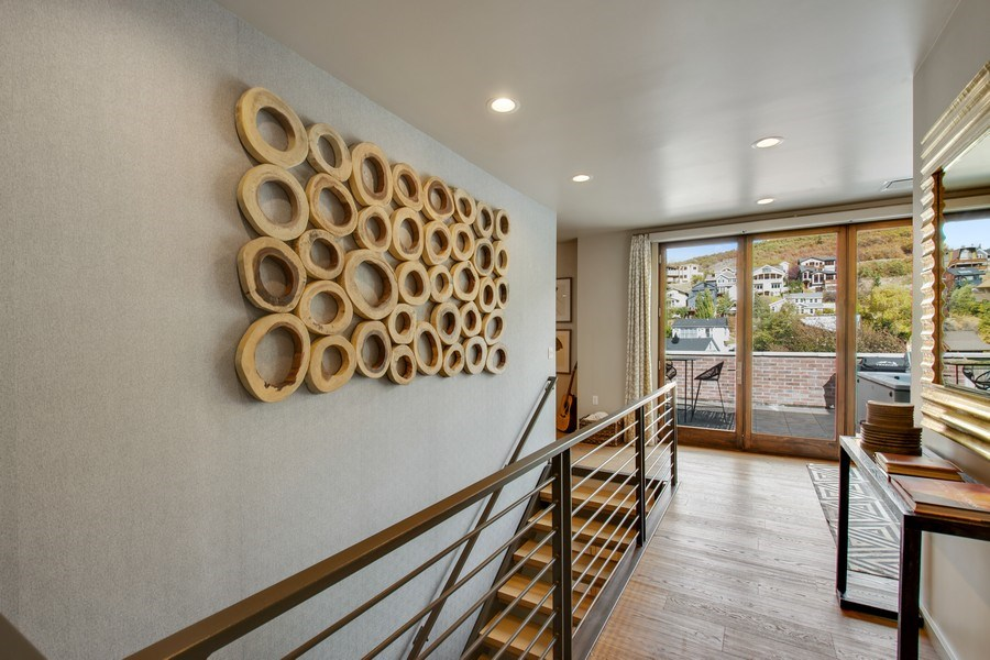 Real Estate Photography - 205 Main St, Park City, UT, 84060 - Hallway