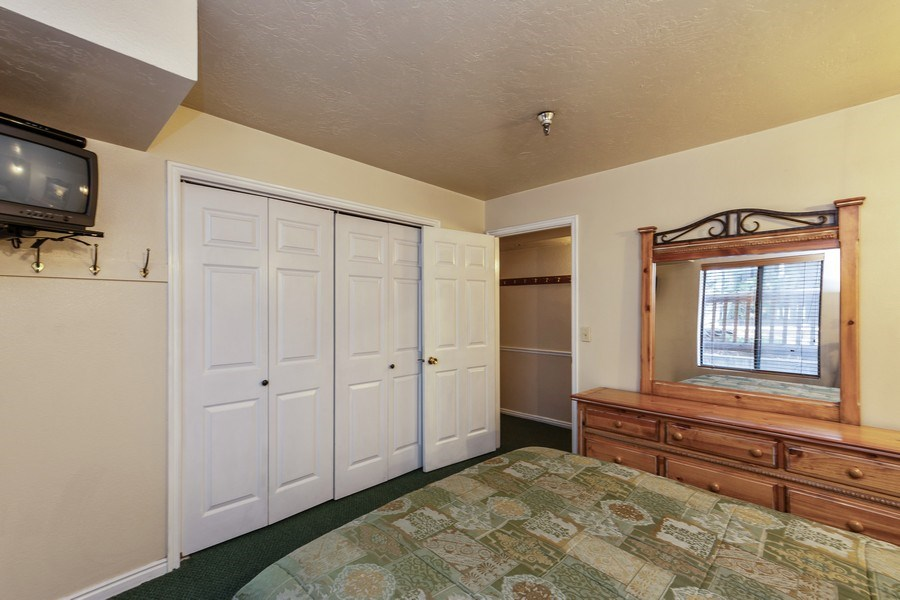 Real Estate Photography - 1487 Woodside Ave Unit B105, Park City, UT, 84060 - Master Bedroom