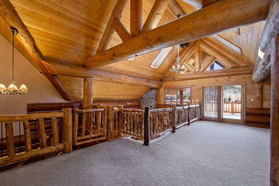 Real Estate Photography - 17015 S Summit Dr, Heber City, UT, 84032 - Family Room