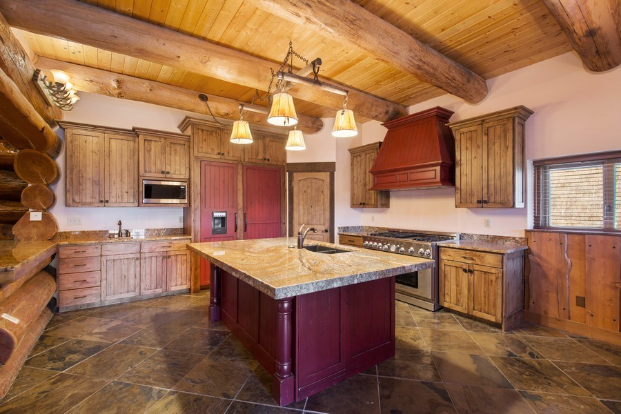 Real Estate Photography - 17015 S Summit Dr, Heber City, UT, 84032 - Kitchen