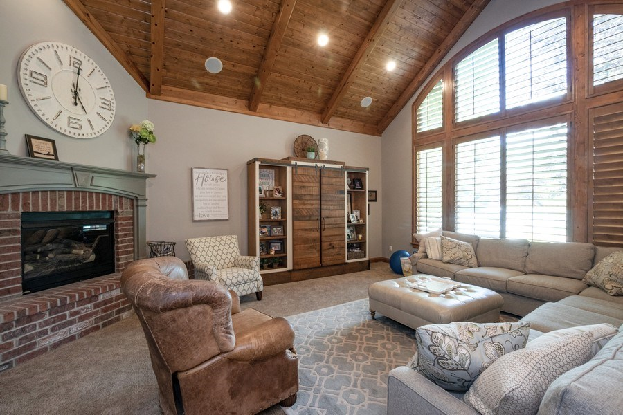 Real Estate Photography - 12979 S. Cindy Lane, Draper, UT, 84020 - Family Room