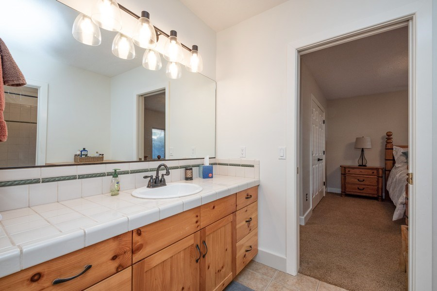 Real Estate Photography - 12979 S. Cindy Lane, Draper, UT, 84020 - Bathroom