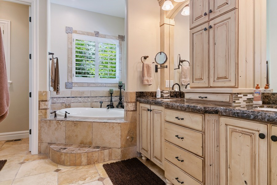 Real Estate Photography - 2683 North 750 East, Lehi, UT, 84043 - Master Bathroom