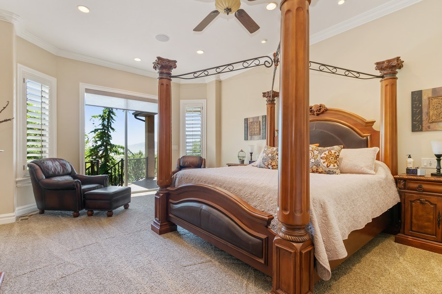 Real Estate Photography - 2683 North 750 East, Lehi, UT, 84043 - Master Bedroom
