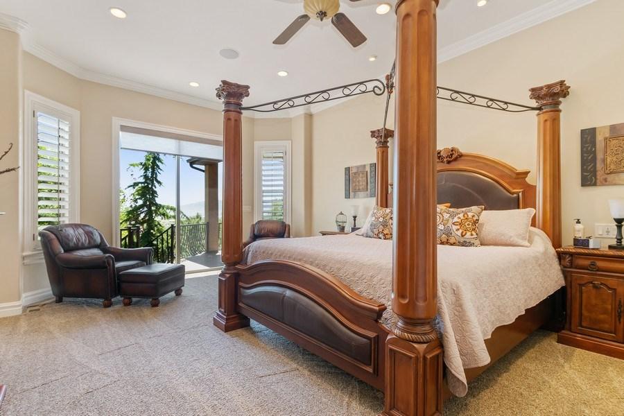 Real Estate Photography - 2683 North 750 East, Lehi, UT, 84043 - Master Bedroom