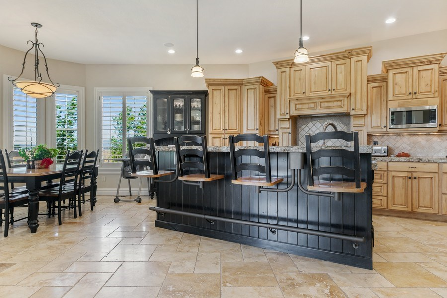 Real Estate Photography - 2683 North 750 East, Lehi, UT, 84043 - Kitchen