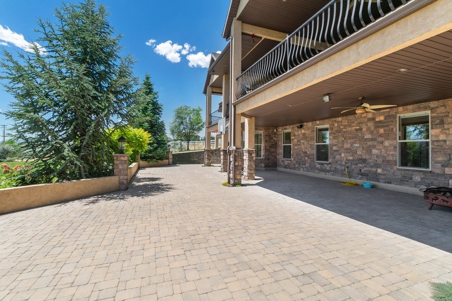 Real Estate Photography - 2683 North 750 East, Lehi, UT, 84043 - Back Yard