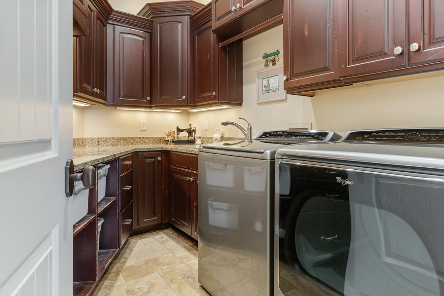 Real Estate Photography - 2683 North 750 East, Lehi, UT, 84043 - Laundry Room