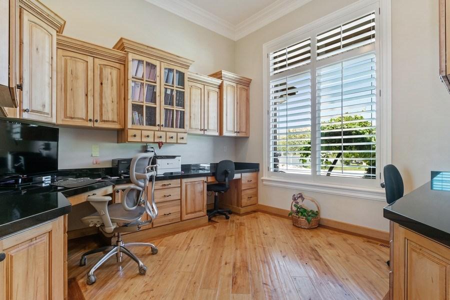 Real Estate Photography - 2683 North 750 East, Lehi, UT, 84043 - Den
