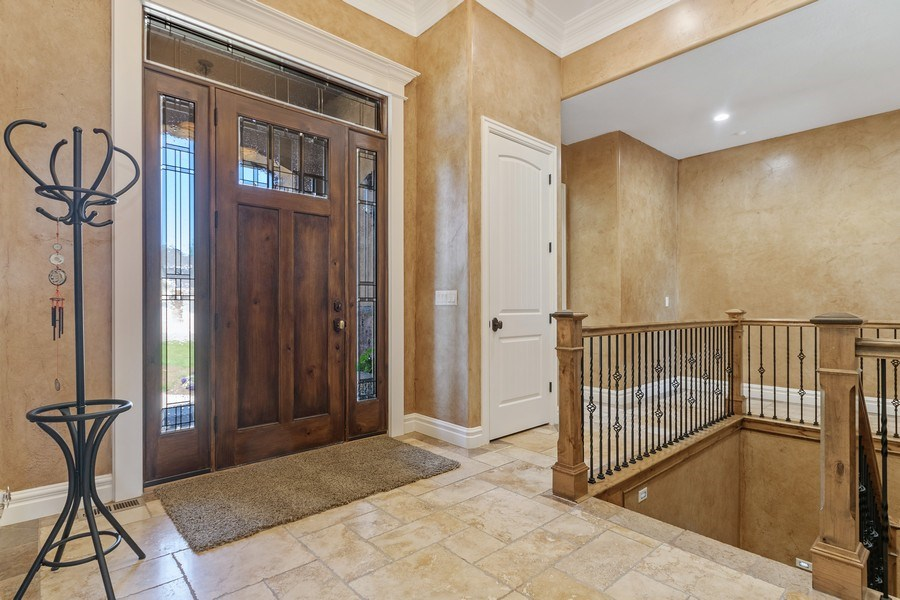 Real Estate Photography - 2683 North 750 East, Lehi, UT, 84043 - Entryway