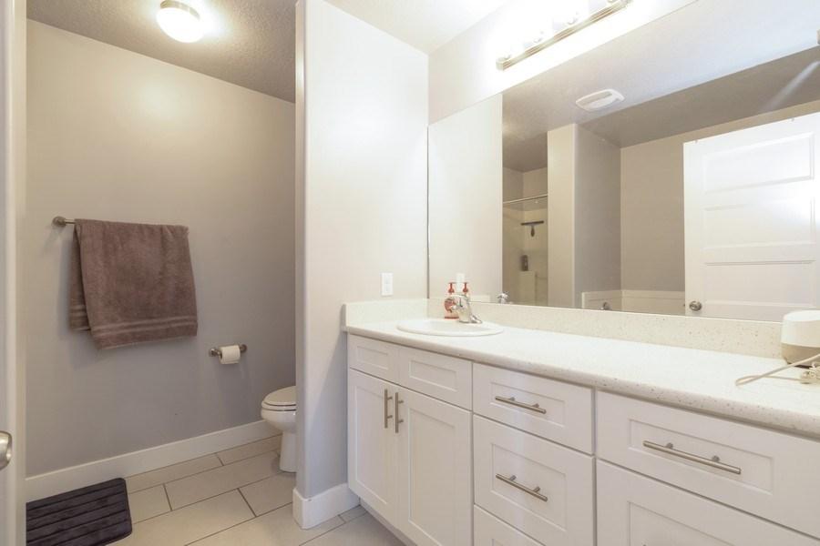 Real Estate Photography - 2358 E Jim Bridger Dr, Eagle Mountain, UT, 84005 - Master Bathroom