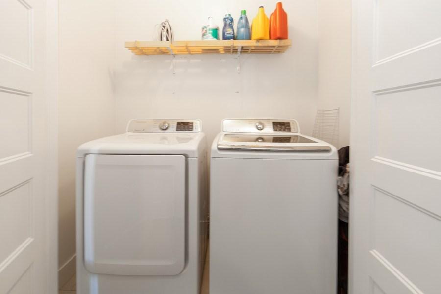 Real Estate Photography - 2358 E Jim Bridger Dr, Eagle Mountain, UT, 84005 - Laundry Room
