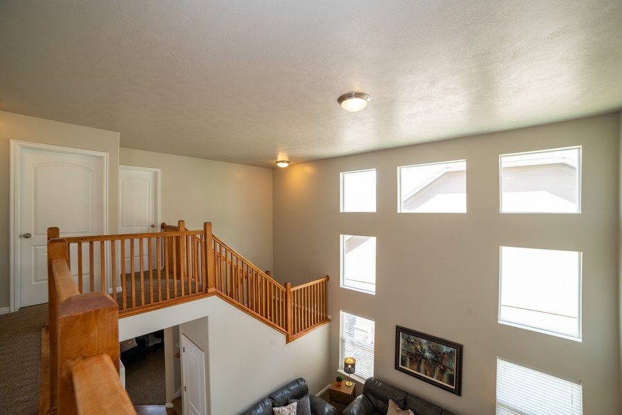 Real Estate Photography - 2922 E Lookout Dr, Eagle Mountain, UT, 84005 -