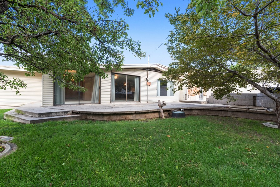 Real Estate Photography - 5718 S 625 E, Murray, UT, 84107 - Rear View