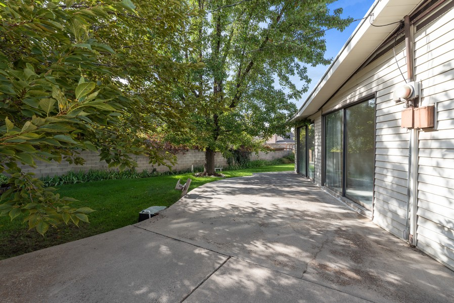 Real Estate Photography - 5718 S 625 E, Murray, UT, 84107 - Patio