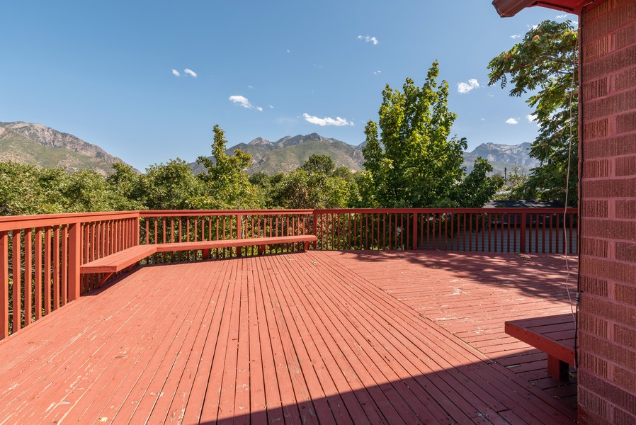 Real Estate Photography - 2731 E Carole Drive, Cottonwood Heights, UT, 84121 - View