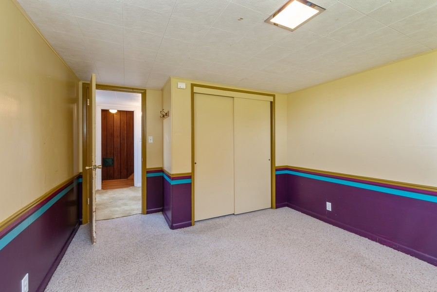 Real Estate Photography - 2731 E Carole Drive, Cottonwood Heights, UT, 84121 - 3rd Bedroom