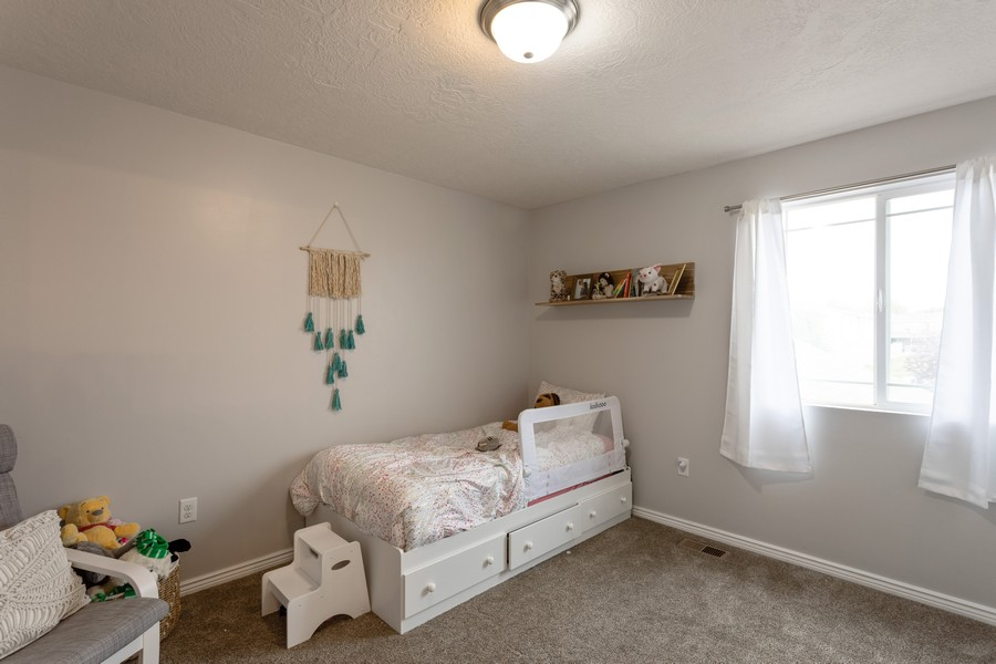 Real Estate Photography - 652 W 800 N #45, Clinton, UT, 84015 - Bedroom