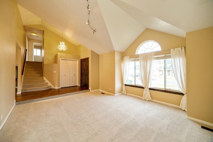 Real Estate Photography - 2012 E Ashley Mesa Ln, Sandy, UT, 84092 - Living Room