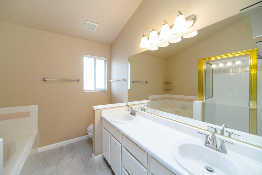 Real Estate Photography - 2012 E Ashley Mesa Ln, Sandy, UT, 84092 - Master Bathroom