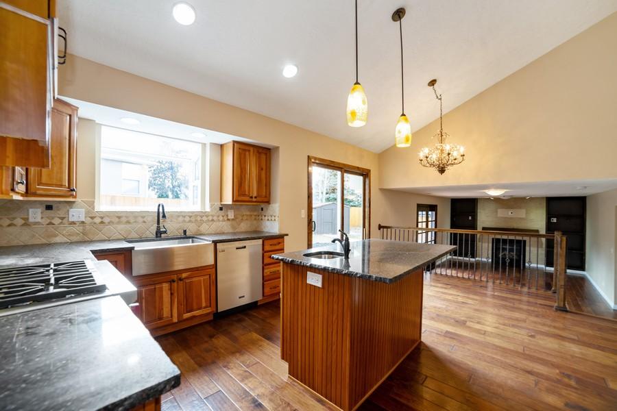 Real Estate Photography - 2012 E Ashley Mesa Ln, Sandy, UT, 84092 - Kitchen