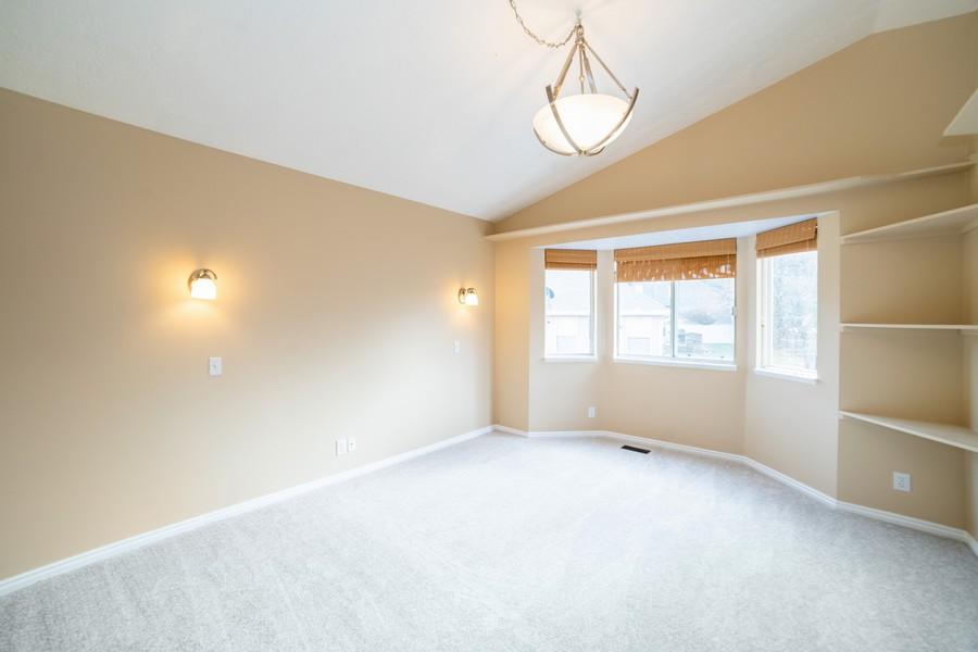 Real Estate Photography - 2012 E Ashley Mesa Ln, Sandy, UT, 84092 - Master Bedroom