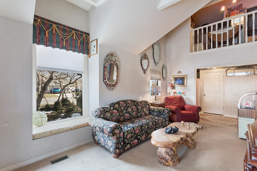 Real Estate Photography - 1789 N Stayner Dr, Farmington, UT, 84025 - Living Room