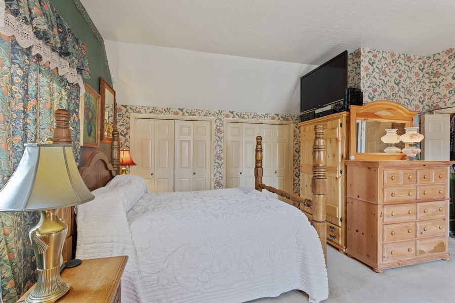 Real Estate Photography - 1789 N Stayner Dr, Farmington, UT, 84025 - Master Bedroom