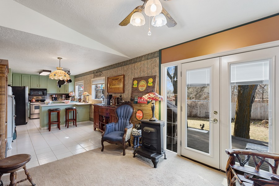Real Estate Photography - 1789 N Stayner Dr, Farmington, UT, 84025 - Great Room