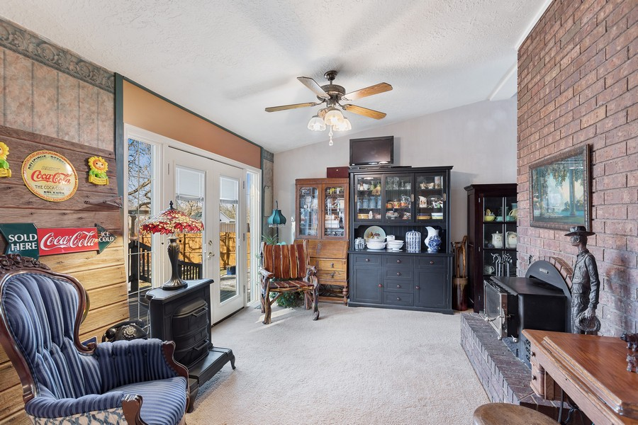 Real Estate Photography - 1789 N Stayner Dr, Farmington, UT, 84025 - Family Room